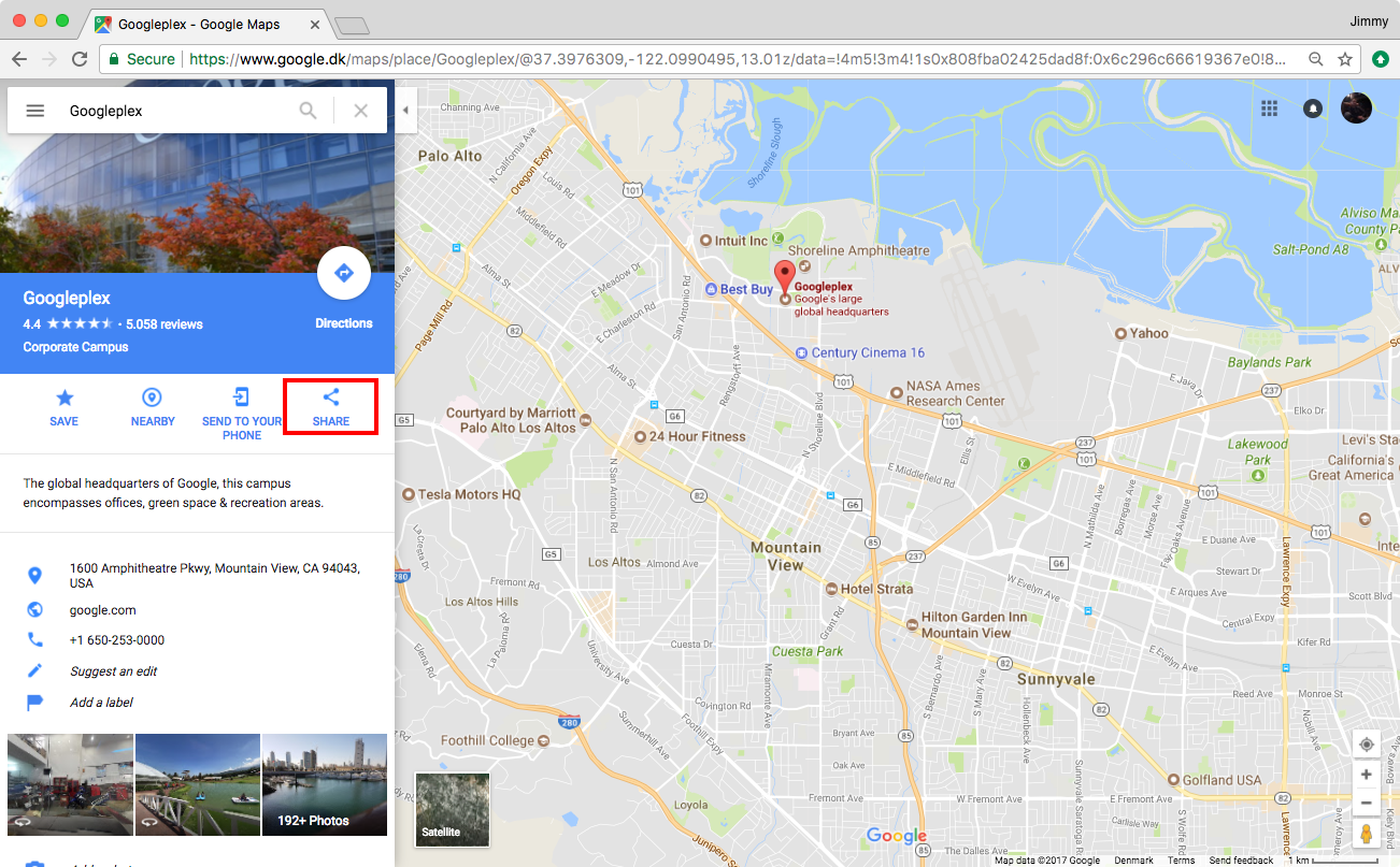 How to integrate Google Maps into Sitemagic CMS